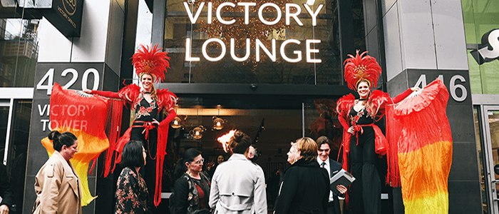 victory lounge