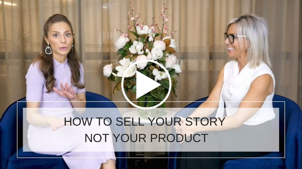 How To Sell Your Story Not Your Product – An Interview with The Sales Doctor, Ingrid Maynard