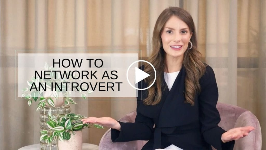 How To Network As An Introvert