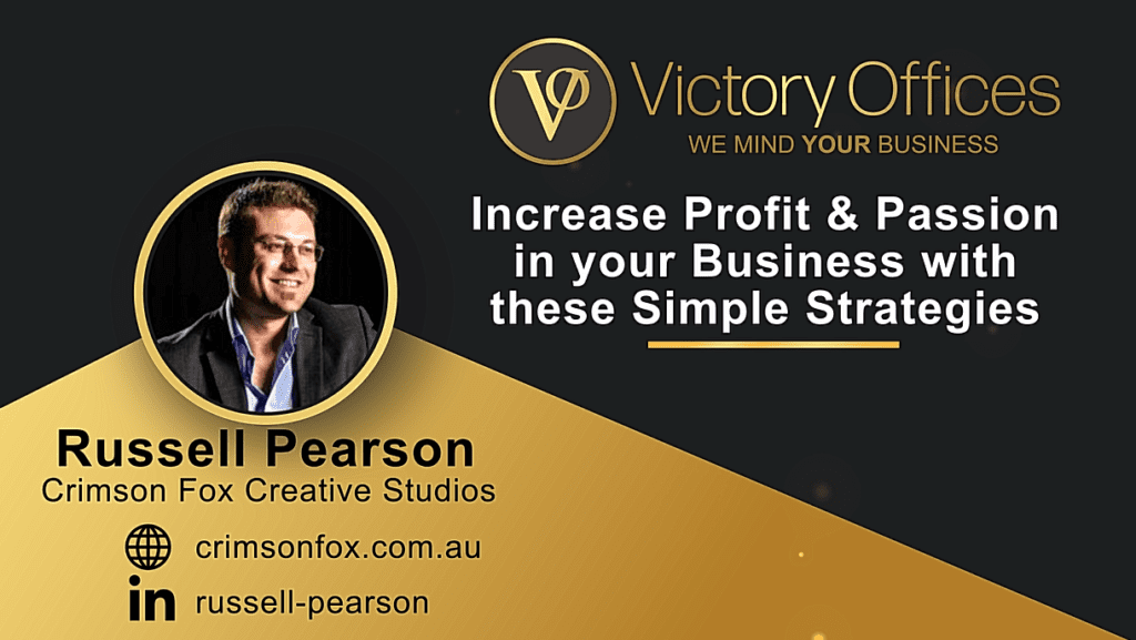 Increase Profit and Passion in your Business with these Simple Strategies