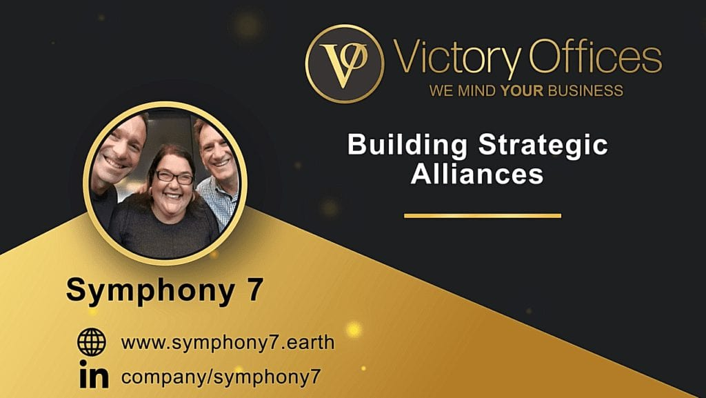 Victory Offices Presents | Building Strategic Alliances