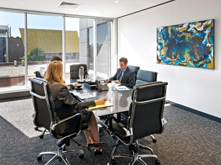 Meeting Room Area Melbourne