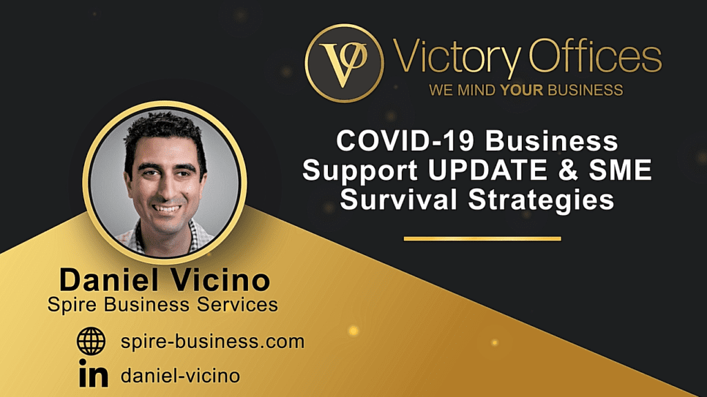 COVID-19 Business Support UPDATE & SME Survival Strategies