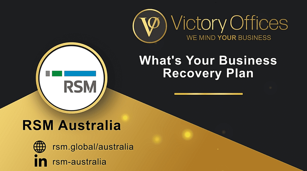 What's Your Business Recovery Plan | A Webinar With RSM