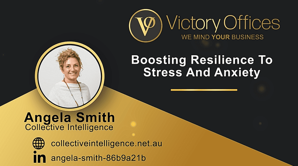 Wellness Wednesday | Boosting Resilience To Stress And Anxiety