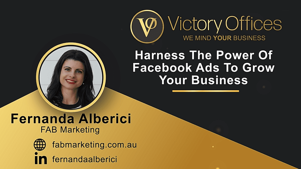 Harness The Power Of Facebook Ads To Grow Your Business