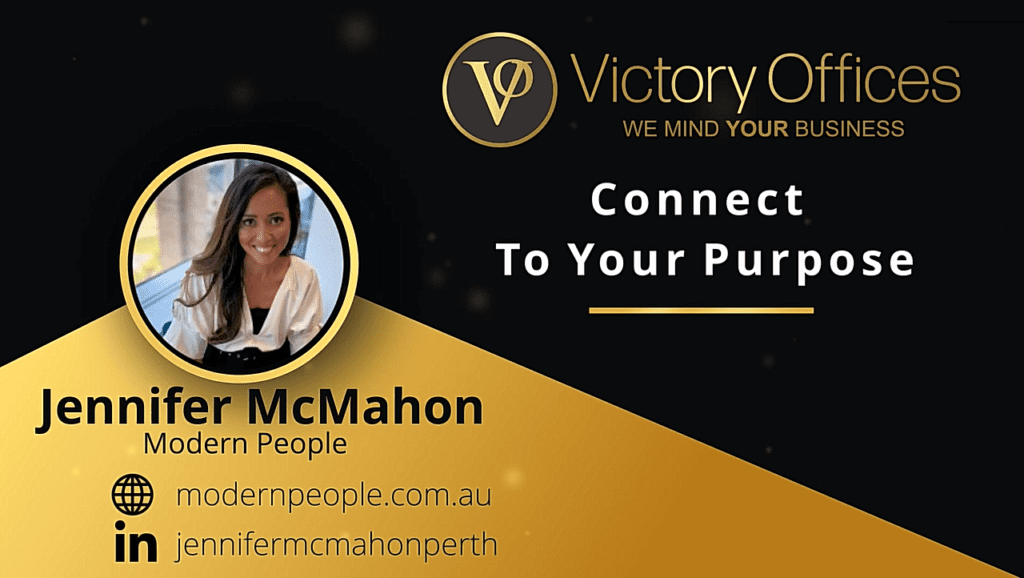 Connect To Your Purpose